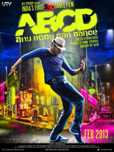 ABCD movie Cover