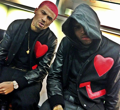Kid-RED-Chris-Brown